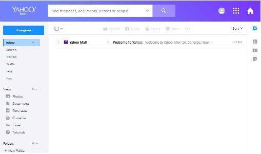 آموزش ساخت ایمیل در یاهو,راهنمای ساخت ایمیل,چگونه ایمیل بسازیم