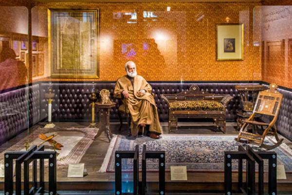 موزه ملک,موزه ملک کجاست,عکسهای موزه ملک
