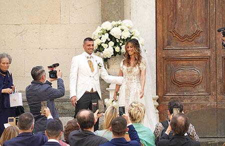 بیوگرافی مانوئل پوکیارلی + تصاویر مراسم ازدواجش