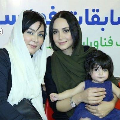 مریم خدا رحمی,فقیه سلصانی,بازیگران زن ایرانی