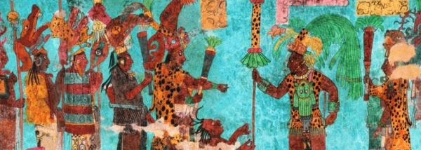 تقویم باستانی تمدن مایا,تمدن مایا