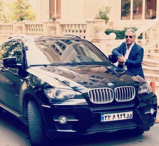 مهران مدیری,عکس مهران مدیری,ماشین مهران مدیری