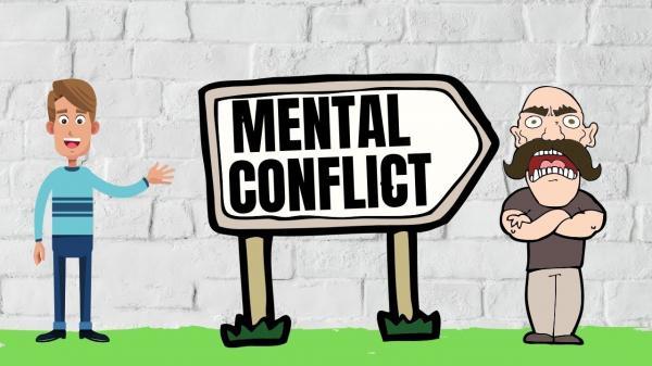 درگیری ذهنی,روش رهایی از درگیری ذهنی,روشهای درمان درگیری ذهنی