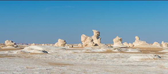 جاذبه های کویر مصر,مسیر سفر کویر مصر,کویر مصر