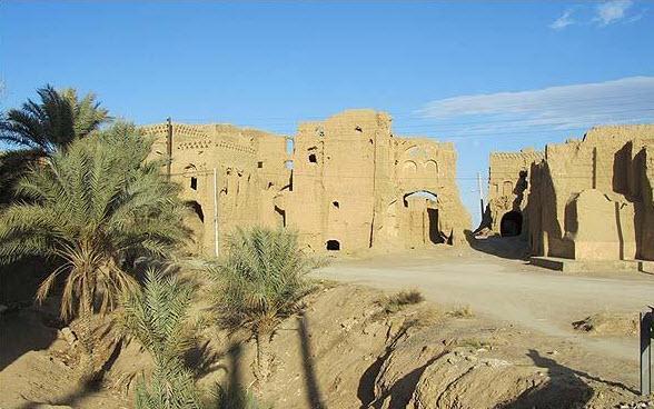 دریاچه نمک خورکویر مصر,روستای مصر,کویر مصر