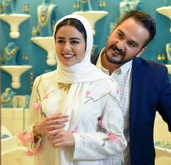 همسر میلاد کیمرام,عکس ماهور الوند و میلاد کیمرام,میلاد کیمرام و همسرش