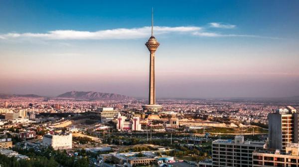 برج میلاد,عکس برج میلاد تهران,رستوران برج میلاد