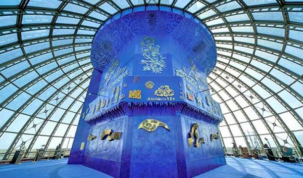 عکس برج میلاد,بازدید از برج میلاد,برج میلاد