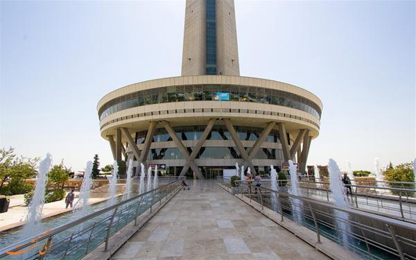 ارتفاع برج میلاد,برج میلاد,برج میلاد تهران