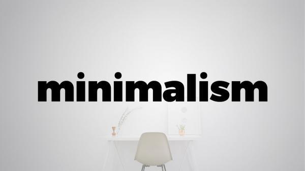 مینیمالیسم,طراحان گرافیک مینیمالیسم,سبک مینیمالیسم