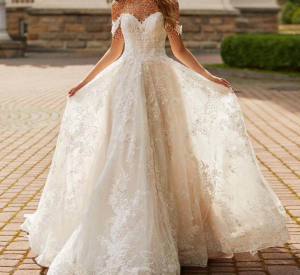 جدید ترین مدل لباس عروس,مدل لباس عروس جدید,مدل لباس عروس