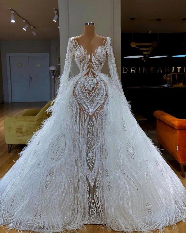 انواع مدل لباس عروس,مدل لباس عروس,مدل لباس عروس پوشیده