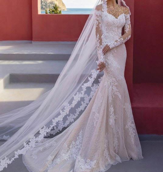 مدل لباس عروس پرنسسی,مدل لباس عروس,جدید ترین مدل لباس عروس