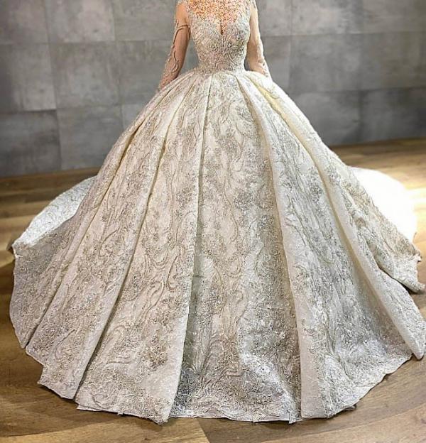 مدل لباس عروس ایرانی,عکس مدل لباس عروس,مدل لباس عروس