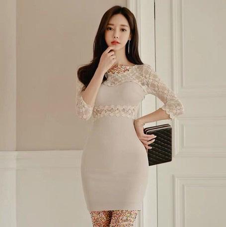 مدل لباس مجلسی کوتاه با گیپور,مدل لباس مجلسی کوتاه,عکس مدل لباس مجلسی کوتاه