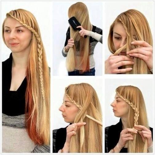 مدل بافت مو,مدل بافت مو بلند,مدل بافت مو دخترانه