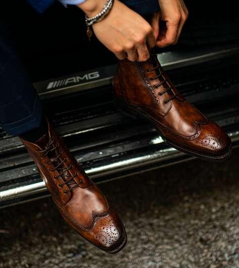 انواع مدل کفش مردانه,مدل کفش مردانه ساده,مدل کفش مردانه