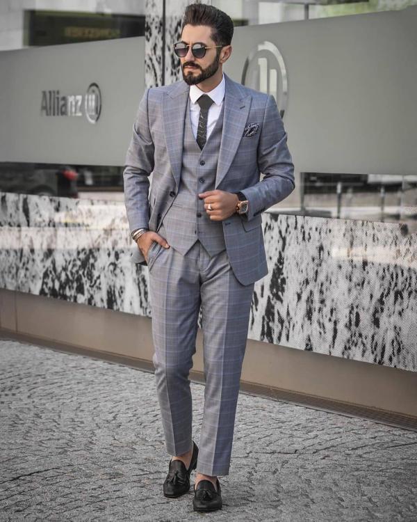 عکس مدل لباس مردانه ایرانی,مدل لباس مردانه,مدل لباس مردانه شیک