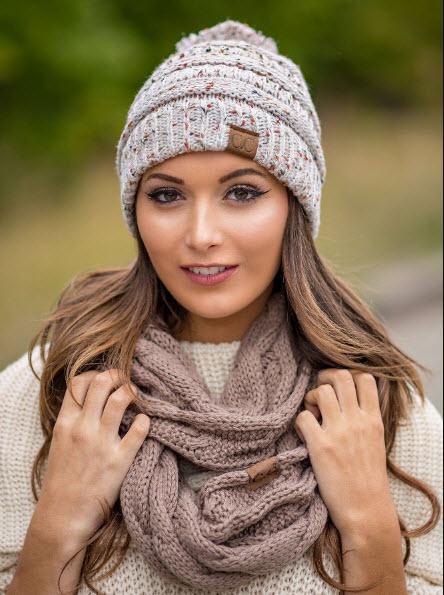 مدل شال و کلاه زنانه,مدل شال و کلاه زنانه قشنگ,تصاویر مدل شال و کلاه زنانه
