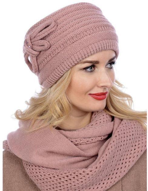 مدل شال و کلاه زنانه بافتنی,مدل شال و کلاه زنانه برای زمستان,مدل شال و کلاه زنانه