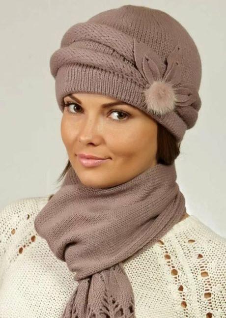 مدل شال و کلاه زنانه,عکس از مدل شال و کلاه زنانه,مدل شال و کلاه زنانه با قلاب