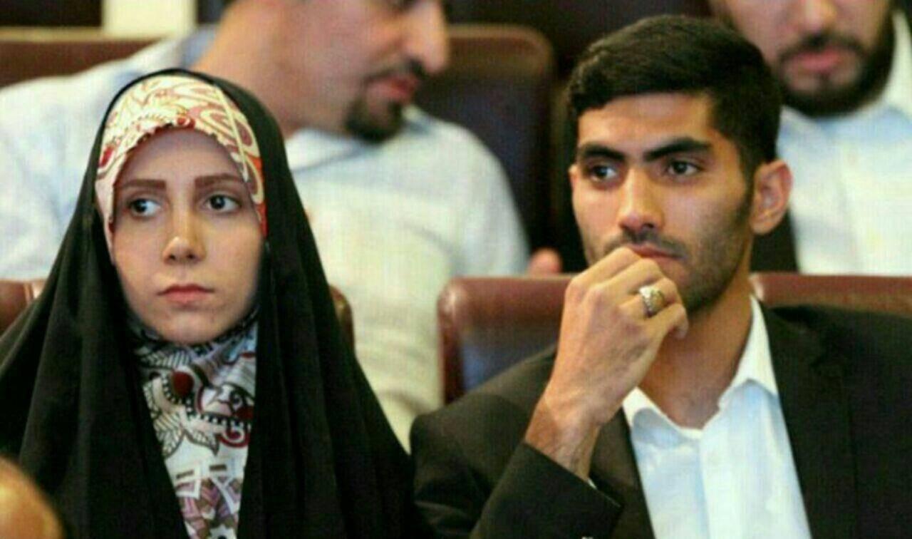 محمد انصاری,همسر محمد انصاری,عکس های محمد انصاری