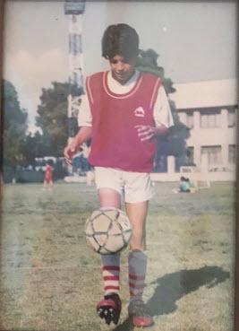 محمد رضا خانزاده,بازیکن فوتبال,بیوگرافی محمدرضا خانزاده
