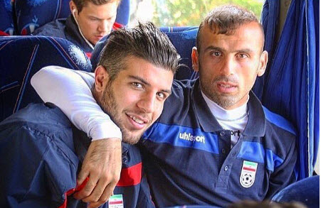 محمدرضا خانزاده,بازیکن فوتبال,بیوگرافی محمدرضا خانزاده