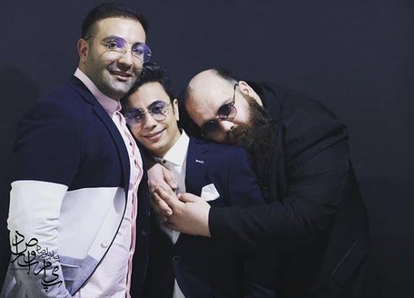 بیوگرافی محسن ابراهیم زاده + عکسهای فوق العاده جذاب از او