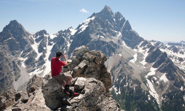 وسایل کوهنوردی,کوهنوردی,هدف از کوهنوردی