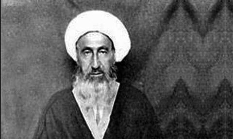 محمدحسين نايينی,انقلاب مشروطه,گفتگو با عبدالله ناصری