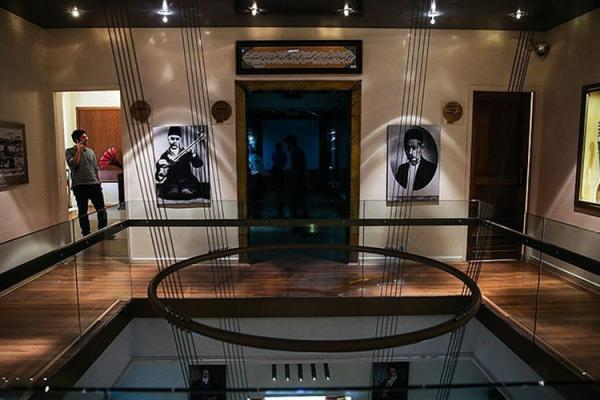 موزه موسیقی,موزه موسیقی تهران,کتابخانه موزه موسیقی