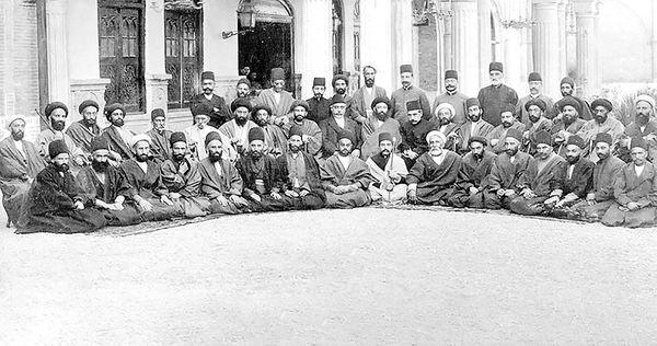 مجلس شورای ملی,اولین مجلس شورای ملی,ترکیب اولین مجلس شورای ملی