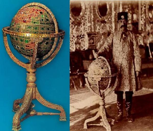 تاریخچه موزه جواهرات ملی ایران,الماس دريای نور,موزه جواهرات ملی