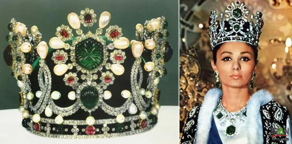 موزه جواهرات ملی,الماس دريای نور,کره جواهر نشان