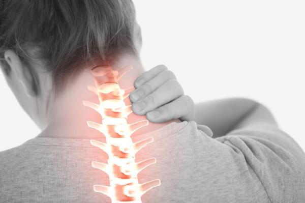 درد گردن,گردن درد,علت گردن درد