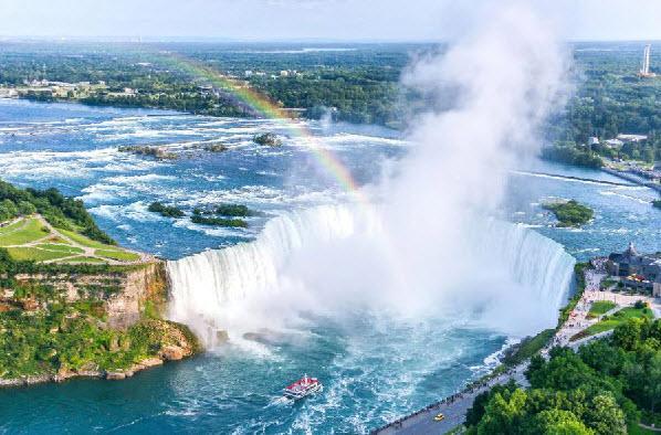تصاویری از آبشار نیاگارا,عکس های آبشار نیاگارا,آبشار نیاگارا