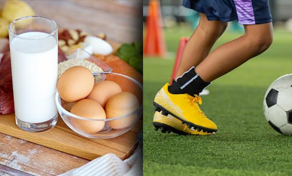 تغذیه در فوتبال,تغذیه در فوتبال حین مسابقه,اشتباهات رایج تغذیه در فوتبال