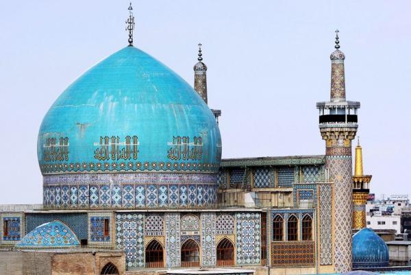 گنبد خشتی مشهد,مسجد گوهرشاد,مشهد