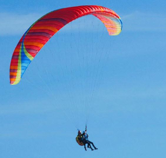 عکس پرواز پاراگلایدر,پاراگلایدر ,پاراگلایدر چیست