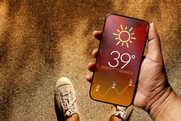 علت داغ شدن گوشی موبایل,داغ شدن گوشی نشانه چیست