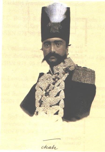 فتوگرافی,دربار ناصرالدین شاه,عکس ناصر الدین شاه
