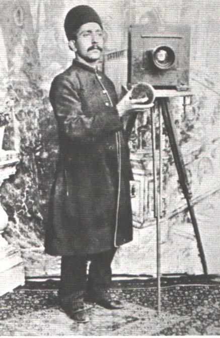 فتوگرافی,دربار ناصرالدین شاه,عکس عبدالقاسم