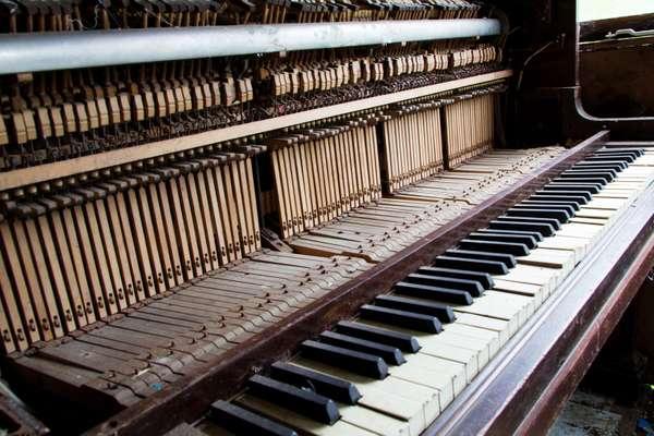 نوازنده پیانو,ساز پیانو,پیانو
