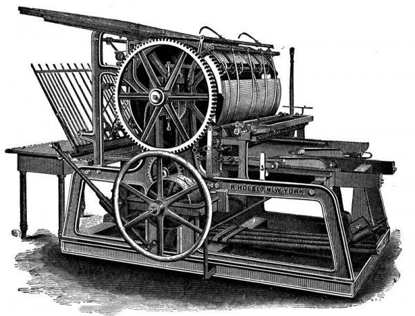 اختراع چاپ،اختراع چاپ توسط گوتنبرگ,معنی اختراع چاپ