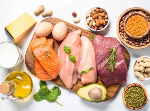رژیم پروتئین,فواید رژیم پروتئین,رژیم پروتئین 1 روزه