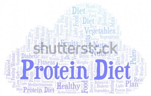 رژیم پروتئین و سبزیجات,رژیم پروتئین,رژیم پروتئین برای لاغری