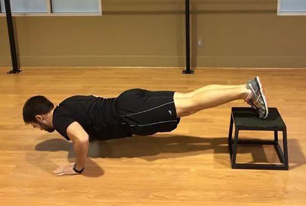 شنا سوئدی,عضله سازی,عضلات بالاتنه