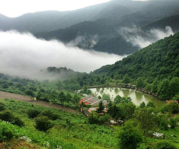 روستاهای رامسر,مناطق دیدنی رامسر