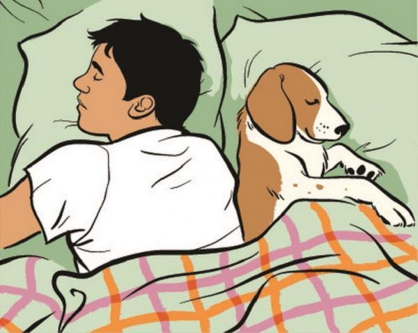 دانستنی های علمی,جلوگیری از سوزش معده,عدم خوابیدن به پهلوی راست
